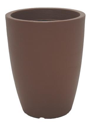 Vaso Thai 58 Cm Marrom