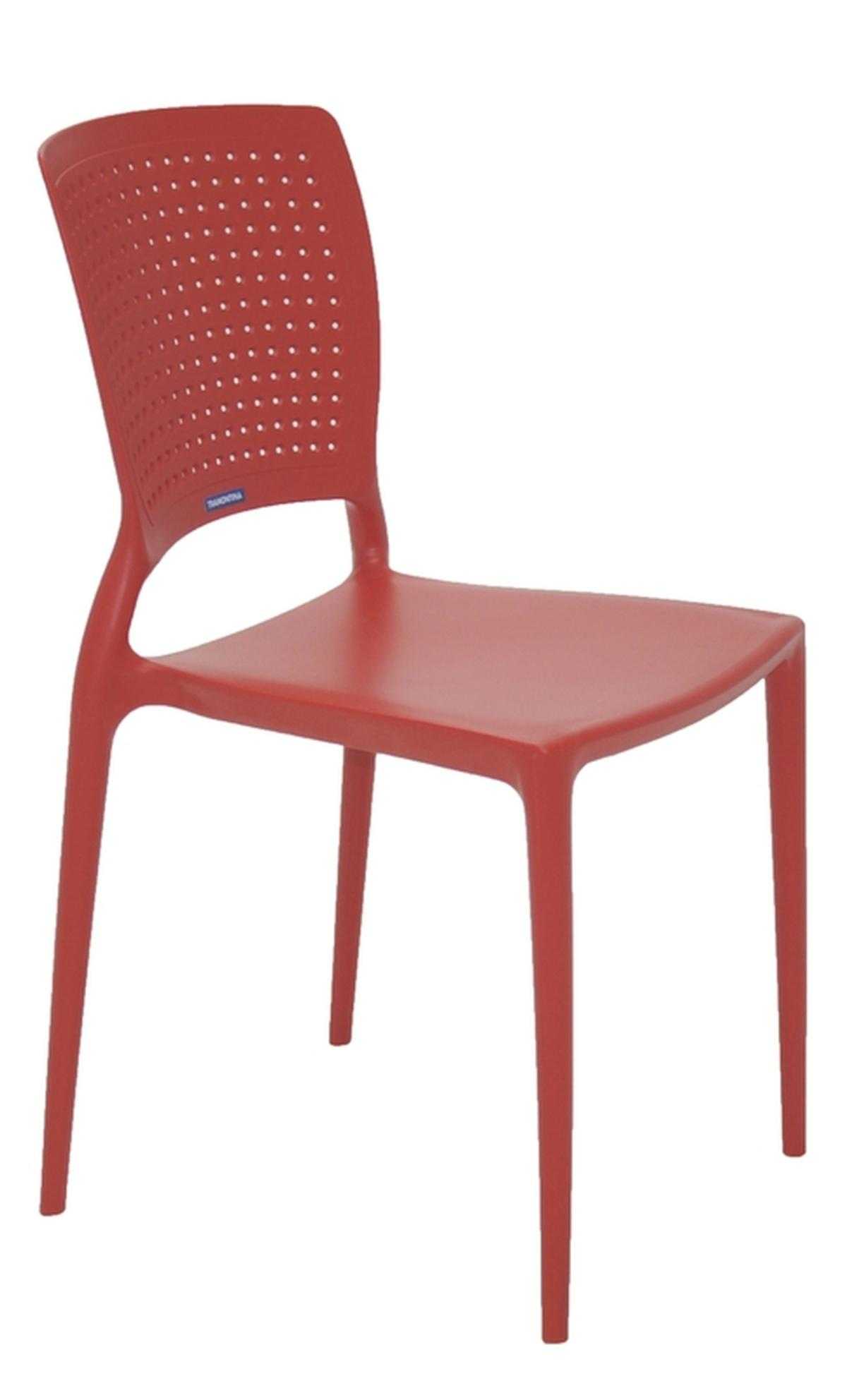 Cadeira Safira Vermelho