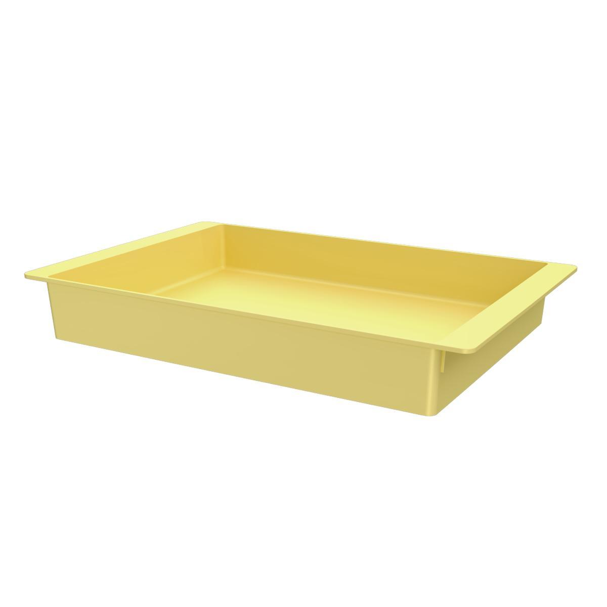Bandeja Cake Grande Amarelo Coza