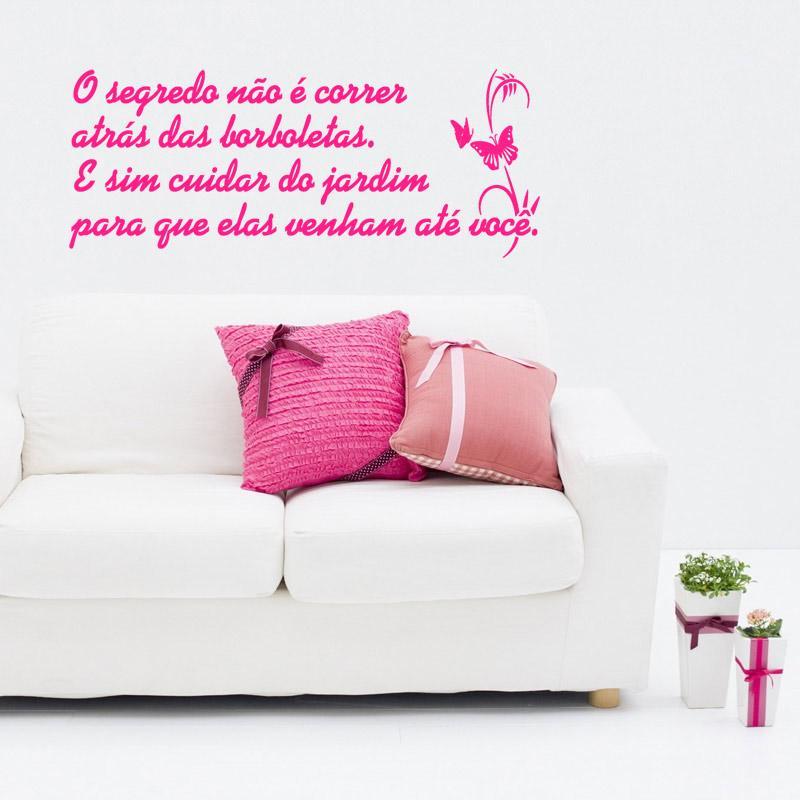 Adesivo Decorativo Frases 0,40x1,00m