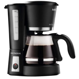Saiba mais ➤ Cafeteira Elétrica Mondial Bella Aroma II C 09 – Preta