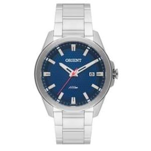 Relógio Masculino Analógico Orient Eternal MBSS1277 D1SX - Prata Azul 3dbfd2e2af