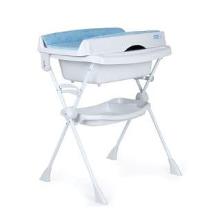 Oferta ➤ Banheira para Bebê Burigotto Splash! IXBA3043 – Circles Azul   . Veja essa promoção