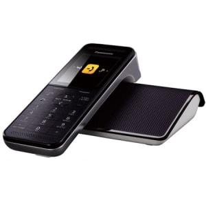CLIQUE ➤➤ Telefone Sem Fio Wifi Panasonic – PRW110LBW   oferta com preço barato em Promoção no site de loja