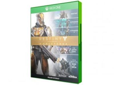 CLIQUE ➤➤ Destiny – A Coleção para Xbox One – Activision Xbox One   oferta com preço barato em Promoção no site de loja