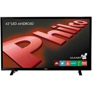 CLIQUE ➤➤ Smart TV LED 42″ Philco PH42B51DSGWA HD Conversor Digital Wi-Fi 2 HDMI 2 USB   oferta com preço barato em Promoção no site de loja