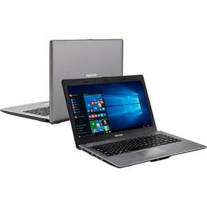 CLIQUE ➤➤ Notebook Positivo Premium XR7550 Intel Core i3 4GB 500GB Tela LED 14″ Windows 10 – Cinza escuro   oferta com preço barato em Promoção no site de loja