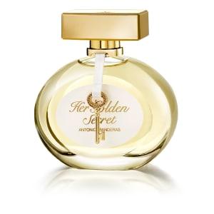 CLIQUE ➤➤ Antonio Banderas Perfume Feminino Her Golden Secret EDT 50ml   oferta com preço barato em Promoção no site de loja