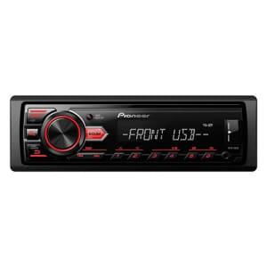 CLIQUE ➤➤ Som Automotivo Pioneer MVH-88UB com Entrada USB, Rádio FM/AM, Interface para Android e Entrada Auxiliar Frontal   oferta com preço barato em Promoção no site de loja