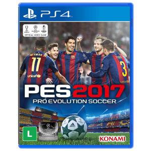 CLIQUE ➤➤ Jogo Pro Evolution Soccer 2017 – PS4   oferta com preço barato em Promoção no site de loja