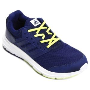 CLIQUE ➤➤ Tênis Adidas Galaxy 3   oferta com preço barato em Promoção no site de loja