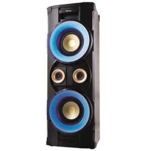 Oferta ➤ Caixa Acústica Philco PHT10000 com Bluetooth Rádio FM e Entrada USB – 1000W   . Veja essa promoção