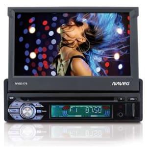 CLIQUE ➤➤ DVD Player Automotivo NVS 3170 Naveg com Tela de 7″, Rádio FM, Entrada USB, Entrada para Cartão SD e Controle Remoto   oferta com preço barato em Promoção no site de loja