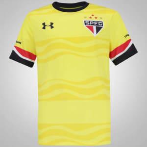 CLIQUE ➤➤ Camisa do São Paulo III 2016 Under Armour – Infantil   oferta com preço barato em Promoção no site de loja
