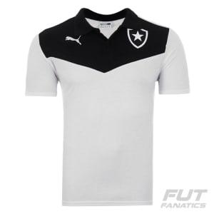 Polo Puma Botafogo Viagem 2015 Branca. Ícone da loja FutFanatics f632ea8e95c2f