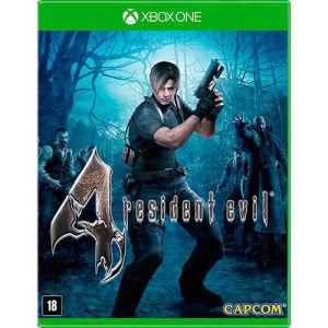 CONFIRA Game – Resident Evil 4 Remastered – Xbox One | shoptime