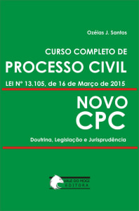 Oferta ➤ Curso Completo de Processo Civil: Lei 13.105 de 2015 eBook Kindle   . Veja essa promoção