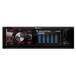 CLIQUE ➤➤ Dvd Automotivo Pioneer DVH-7880AV Tela 3″ Conexões USB e RCA   oferta com preço barato em Promoção no site de loja