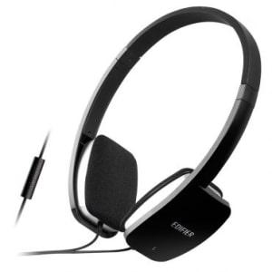 Oferta ➤ Headphone com Microfone para Smartphones e Notebooks Edifier, Haste Flexível, Alta Qualidade de Áudio e Almofadas Confortáveis – H640P Preto   . Veja essa promoção