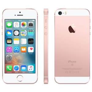 """CLIQUE ➤➤ iPhone SE Apple com 16GB, Tela 4"""", iOS 9, Sensor de Impressão Digital, Câmera iSight 12MP, Wi-Fi, 3G/4G, GPS, MP3, Bluetooth e NFC – Ouro Rosa   oferta com preço barato em Promoção no site de loja"""