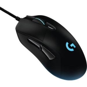 CLIQUE ➤➤ Mouse Gamer G403 Prodigy 12.000 DPI PC – Logitech   oferta com preço barato em Promoção no site de loja