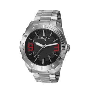 Relógio Masculino Analógico Puma Prata 96249G0PSNA3 f5d665ca82