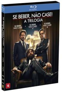 CLIQUE ➤➤ Se Beber, Não Case: A Trilogia – 3 Discos – Blu-Ray (Cód: 5347437)   oferta com preço barato em Promoção no site de loja