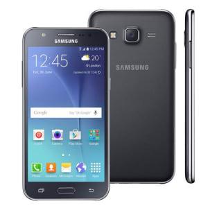 CLIQUE ➤➤ Smartphone Samsung Galaxy J5 Duos Preto com Dual chip, Tela 5.0″, 4G, Câmera 13MP, Android 5.1 e Processador Quad Core de 1.2 Ghz   oferta com preço barato em Promoção no site de loja