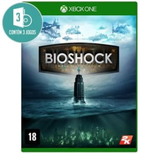 CLIQUE ➤➤ Jogo Bioshock: The Collection para Xbox One (Xone) – TAKE-TWO   oferta com preço barato em Promoção no site de loja