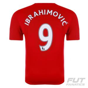 Oferta ➤ Camisa Adidas Manchester United Home 2017 9 Ibrahimovic   . Veja essa promoção