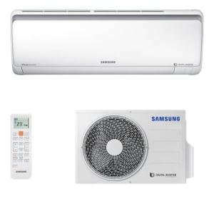 Saiba mais ➤ Ar Condicionado Samsung Split Digital Inverter 9000 BTUs Quente/Frio AR09HSSPBSNXAZ