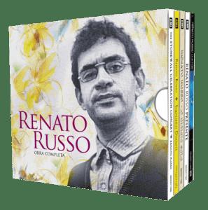 CLIQUE ➤➤ Renato Russo – Obra Completa – Box Com 5 CDs – Digipack   oferta com preço barato em Promoção no site de loja