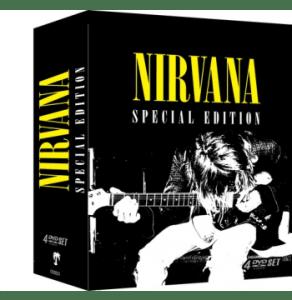 CLIQUE ➤➤ Box – Nirvana – Special Edition (DVD)   oferta com preço barato em Promoção no site de loja