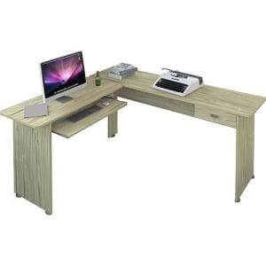 CLIQUE ➤➤ Mesa para Computador Young Capuccino – At.home   oferta com preço barato em Promoção no site de loja