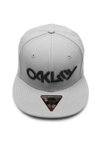Boné Oakley Mod Octane Hat Cinza a9e786e7a22