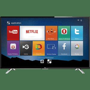 CLIQUE ➤➤ Smart TV LED 32″ SEMP TCL L32S4700S HD com Conversor Dgital HDMI USB 60Hz – Preta   oferta com preço barato em Promoção no site de loja
