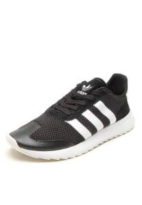 CLIQUE ➤➤ Tênis adidas Originals Flashback W Preto (Do 34 ao 39)   oferta com preço barato em Promoção no site de loja