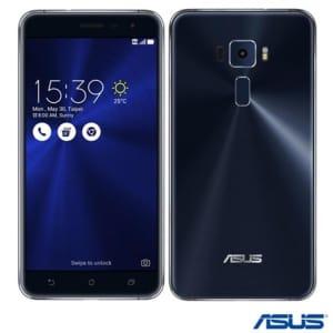CLIQUE ➤➤ Zenfone 3 Preto Asus, com Tela de 5.5, 4G, 64 GB e Camera de 16 MP – ZE552KL – UXZE552KLPTO   oferta com preço barato em Promoção no site de loja