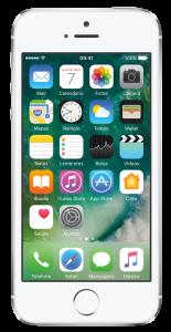 CLIQUE ➤➤ iPhone 5S 16Gb Prateado Apple   oferta com preço barato em Promoção no site de loja