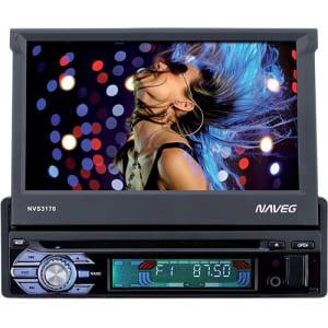 CLIQUE ➤➤ DVD Player Automotivo Naveg NVS 3170 com Tela LCD 7 USB   oferta com preço barato em Promoção no site de loja