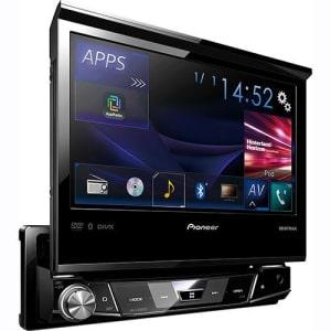 CLIQUE ➤➤ DVD Player Pioneer Avh-X7880Tv 1-Din Com Tv Digital Bluetooth USB 7 Polegadas e Mixtrax   oferta com preço barato em Promoção no site de loja