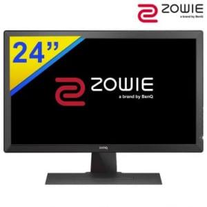 Oferta ➤ Monitor Gamer para E-Sports e Consoles BenQ ZOWIE com Tela de 24″, Resolução Full HD, Resposta de 1ms GTG, Frequencia 60Hz e Low Blue Light – RL2455   . Veja essa promoção