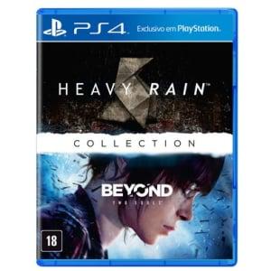 CLIQUE ➤➤ Game The Heavy Rain And Beyond Two Souls Collection PS4   oferta com preço barato em Promoção no site de loja