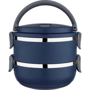 CLIQUE ➤➤ Marmita Lunch Box – Euro Home – 4 opções de cores   oferta com preço barato em Promoção no site de loja