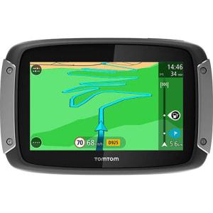 CLIQUE ➤➤ GPS para Moto TomTom Rider 400 Tela 4″ Bluetooth Trânsito Tempo Real   oferta com preço barato em Promoção no site de loja