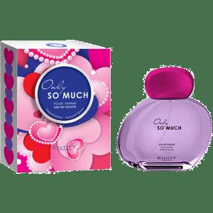 Oferta ➤ Perfume Only So Much Women Feminino Eau de Toilette 100ml   . Veja essa promoção