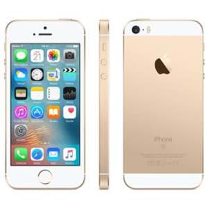 """CLIQUE ➤➤ iPhone SE Apple com 16GB, Tela 4"""", iOS 9, Sensor de Impressão Digital, Câmea iSight 12MP, Wi-Fi, 3G/4G, GPS, MP3, Bluetooth e NFC – Dourado   oferta com preço barato em Promoção no site de loja"""