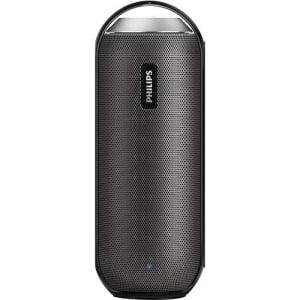 CLIQUE ➤➤ Caixa de Som Bluetooth Philips BT6000B/12 12W – Vermelha, Preta ou Branca   oferta com preço barato em Promoção no site de loja