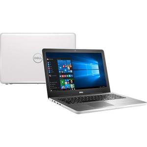 CLIQUE ➤➤ Notebook Dell Inspiron i15-5567-A30B Intel 7 Core i5 8GB (AMD Radeon R7 M445 de 2GB) 1TB Tela LED 15,6″ Windows 10 – Branco   oferta com preço barato em Promoção no site de loja