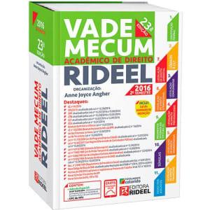 CLIQUE ➤➤ Livro – Vade Mecum Acadêmico de Direito   oferta com preço barato em Promoção no site de loja